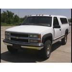 Trailer Brake Controller Installation - 2000 Chevy Silverado Part 1
