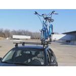 Thule Roof Bike Racks - Fork Mount - TH558P Review
