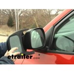 Longview Custom Towing Mirrors Installation - 2005 Dodge Ram
