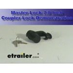 Master Lock Trailer Coupler Locks - Latch Lock - 2878DAT Review
