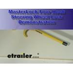 Master Lock Vehicle Locks - Steering Wheel Lock - 238DAT Review