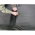 Trimming a Truck Bed Liner for Fifth Wheel Rails