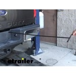 Fifth Wheel Hitch Installation - 2008 Ford F250
