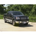 Front Mount Trailer Hitch Installation - 2006 Ford F150