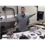 Full Disc Brake Conversion Installation - 2020 Jayco Pinnacle Fifth Wheel