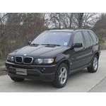 Trailer Hitch Installation - 2001 BMW X5