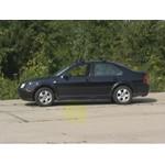 Trailer Hitch Installation - 2003 Volkswagen Jetta