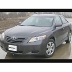 Trailer Hitch Installation - 2009 Toyota Camry