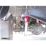 Air Lift LoadLifter 7500 XL Air Helper Springs Test Course