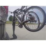 Curt 2 Bike Rack Test Course