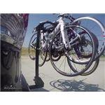 Curt 4 Bike Rack Test Course