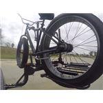 Curt Fat Bike Adapter Kit Test Course