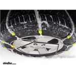 Glacier Cable Snow Tire Chains Road Test