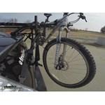 Hollywood Racks Express 2 Bike Rack Test Course