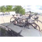 Hollywood Racks Express 3 Bike Rack Test Course