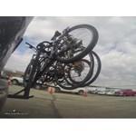 Hollywood Racks Road Runner Hitch Bike Rack Test Course