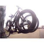 Hollywood Racks Sport Rider 2 Bike Rack for Fat Bikes Test Course