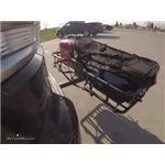 Hollywood Racks Hitch Cargo Carrier Test Course
