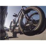 Hollywood Racks Sport Rider SE2 2 Bike Fat Bike Platform Rack with Cargo Carrier Test Course