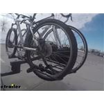 Hollywood Racks Sport Rider SE2 Platform Bike Rack with Cargo Carrier Test Course