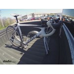 Hollywood Racks Truck Bed Bike Carrier Test Course