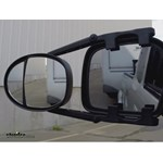 K Source Dual Lens Universal Towing Mirrors Test Course