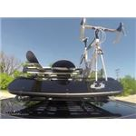 Kuat Vagabond X Roof Cargo Basket and 2 Bike Carrier Test Course