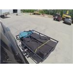 Lets Go Aero GearCage FP4 Slide-Out Cargo Carrier Test Course