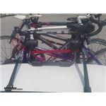 Malone RunWay 3 Bike Rack Test Course
