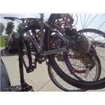 Reese Explore 4 Bike Rack Test Course