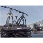 Rhino-Rack XTray Pro Cargo Basket and 2 Bike Carrier Test Course