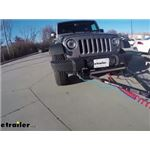 Roadmaster StowMaster Tow Bar Road Test