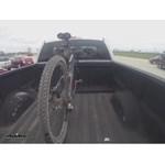 RockyMounts DriveShaft HM Truck Bed Bike Carrier Test Course