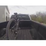 RockyMounts HotRod Truck Bed Bike Carrier Test Course