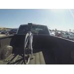 RockyMounts LoBall Locking Truck Bed Bike Carrier Test Course