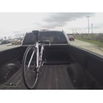 RockyMounts LoBall Truck Bed Bike Carrier Test Course