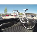 RockyMounts LoBall Truck Bed Bike Rack Test Course