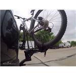RockyMounts MonoRail Solo 1 Bike Platform Rack Test Course