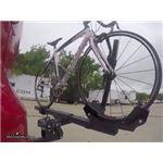 Rola Convoy 1 Bike Platform Rack Test Course