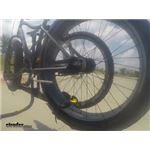 Saris Freedom 2 Bike Platform Rack for Fat Bikes Test Course