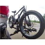 Saris Freedom 4 Bike Platform Rack for Fat Bikes Test Course