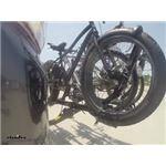 Saris Freedom SuperClamp EX 4 Bike Rack Test Course