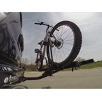 Saris Freedom 4 Bike Hitch Bike Rack Test Course