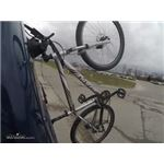 SeaSucker Hornet Rear Window Bike Rack Test Course