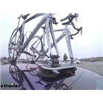 SeaSucker Mini Bomber Roof 2 Bike Rack Test Course