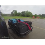 Surco Hitch Mounted Cargo Carrier Test Course