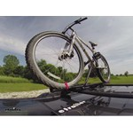 Swagman Upright Roof Bike Rack Test Course