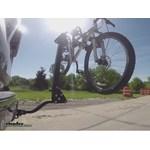 Swagman Trailhead 4 Bike Rack Test Course