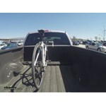 Thule Low Rider Bike Rack Test Course