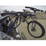 Thule Passage 2 Trunk Mounted Bike Rack Test Course